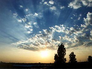 Sonne (12 Bilder)